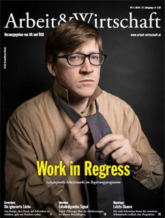 Arbeit & Wirtschaft Ausgabe März 2018