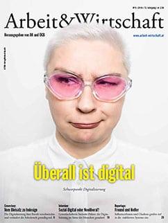 Arbeit & Wirtschaft Ausgabe Juni 2018