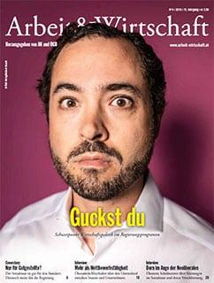 Arbeit & Wirtschaft Ausgabe Mai 2018