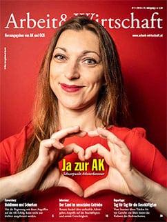 Arbeit & Wirtschaft Ausgabe September 2018