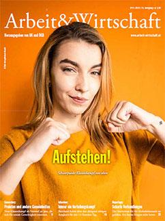 Arbeit & Wirtschaft Ausgabe Oktober 2018