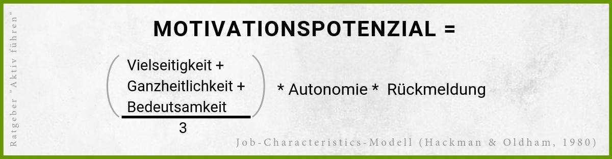 Motivationspotenzial