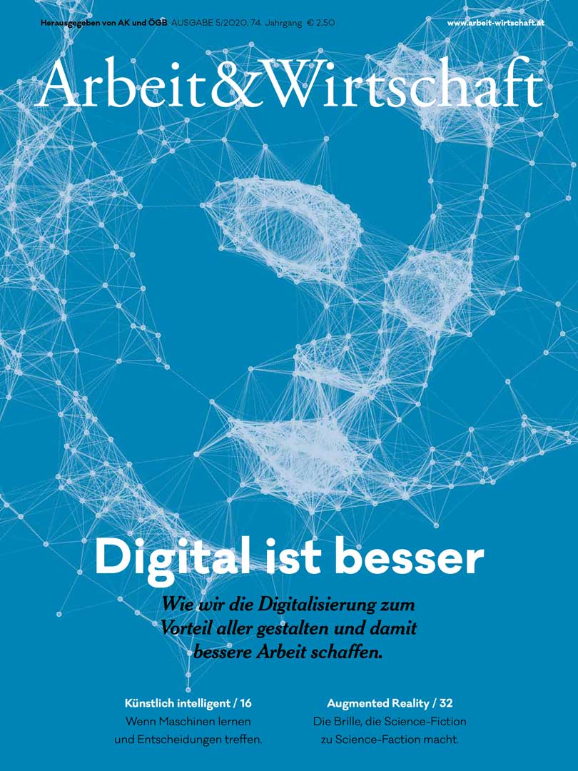 Arbeit & Wirtschaft Ausgabe September 2020